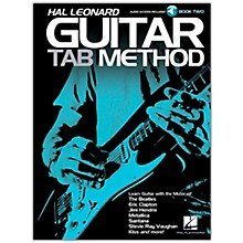 Hal Leonard Guitar Tab Method - Book Two (Book/Online Audio)