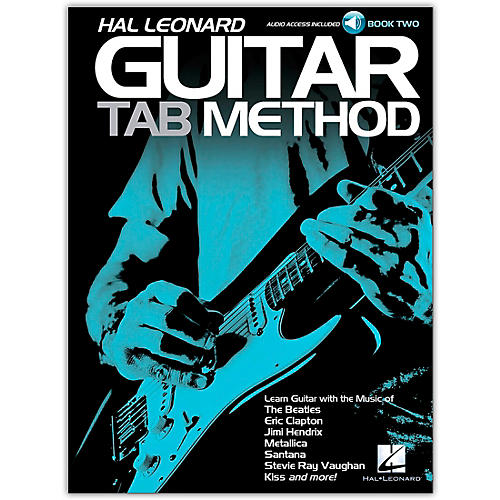 Hal Leonard Guitar Tab Method - Book Two (Book/Online Audio)