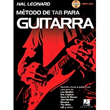 Hal Leonard Guitar Tab Method Book 1 Book/CD Spanish Edition