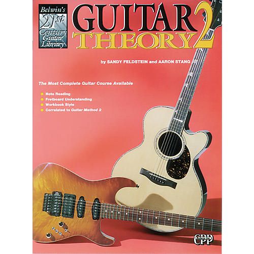 Alfred Guitar Theory Book 2