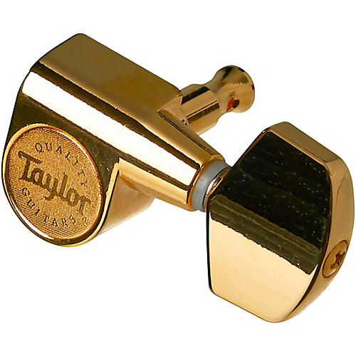 Taylor Guitar Tuners 18:1 6-String Polished Gold 6 String