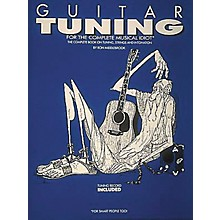 Hal Leonard Guitar Tuning for The Complete Musical Idiot