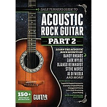 Alfred Guitar World Dale Turner's Guide to Acoustic Rock Guitar Part 2 DVD