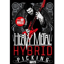 Alfred Guitar World Heavy Metal Hybrid Picking DVD