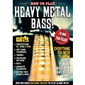Alfred Guitar World How to Play Heavy Metal Bass DVD thumbnail