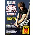 Alfred Guitar World: Learn Shred Guitar Volume 2 DVD thumbnail