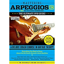 Guitar World Guitar World: Mastering Arpeggios 3 DVD