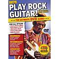 Alfred Guitar World Play Rock Guitar DVD thumbnail