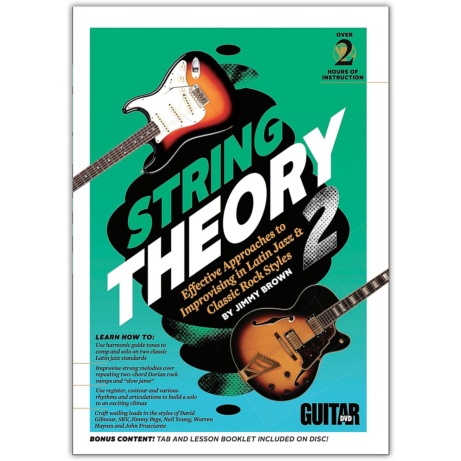 Guitar World Guitar World: String Theory 2 DVD Intermediate