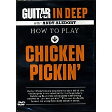 Alfred Guitar World in Deep: How to Play Chicken Pickin' DVD
