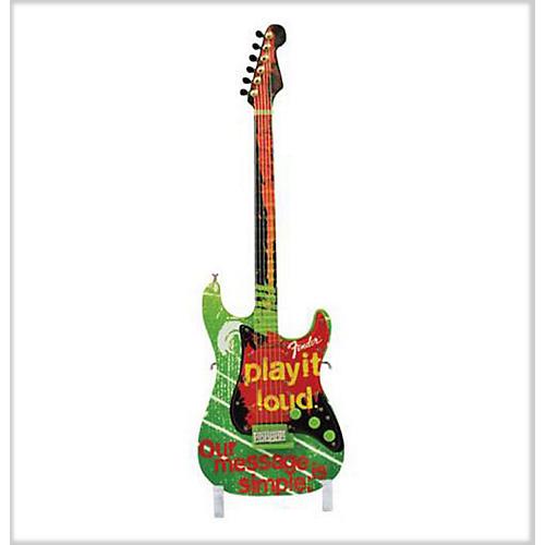 Fender GuitarMania Play It Loud Figurine