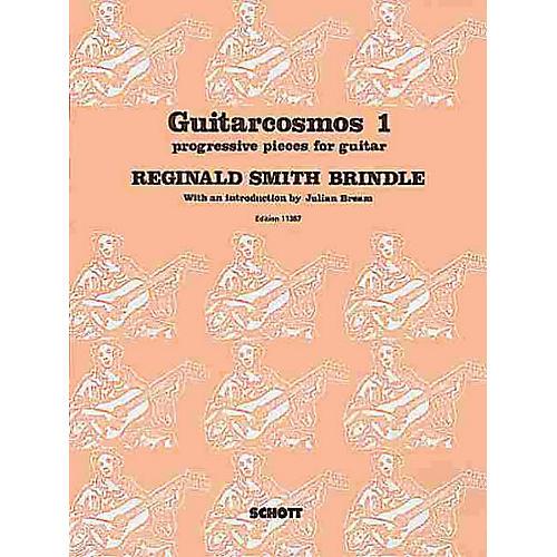 Schott Guitarcosmos - Volume 1 (Progressive Pieces) Schott Series