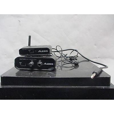 Alesis Guitarlink Wirelss Instrument Wireless System