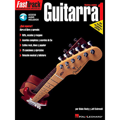 Hal Leonard Guitarra - Book 1 (Book/CD)