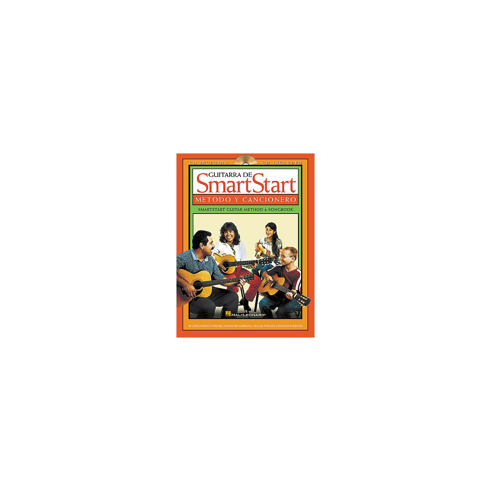 Hal Leonard Guitarra De SmartStart - Metodo y Cancionero Guitar Instruction Book