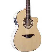 Manuel Rodriguez Guitarra Mod C11 Classical Acoustic-Electric Guitar