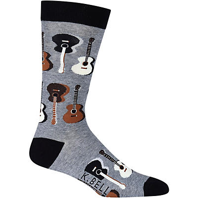 K. Bell Guitars Sock