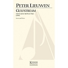 Lauren Keiser Music Publishing Gulfstream for Clarinet, Violin, Cello and Piano (Score and Parts) LKM Music Series by Peter Lieuwen