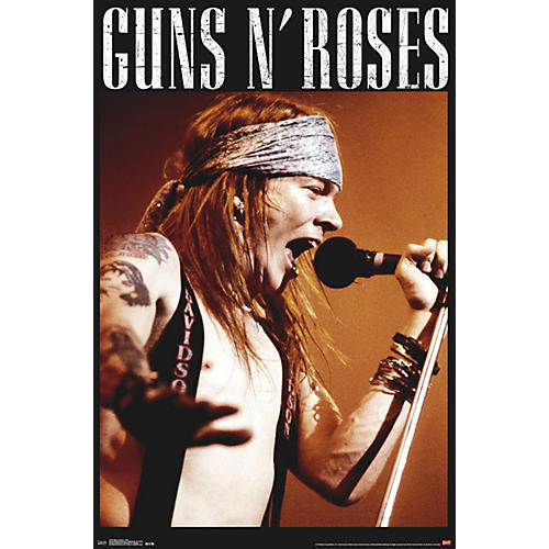 Trends International Guns N Roses - Axel Poster