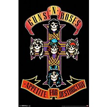 Trends International Guns N Roses - Cross Poster