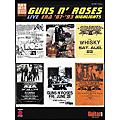 Cherry Lane Guns N' Roses - Live Era 1987-1993 Highlights Book thumbnail