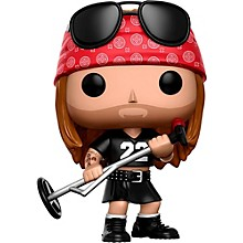 Funko Guns N' Roses Axl Rose Pop! Vinyl Figure