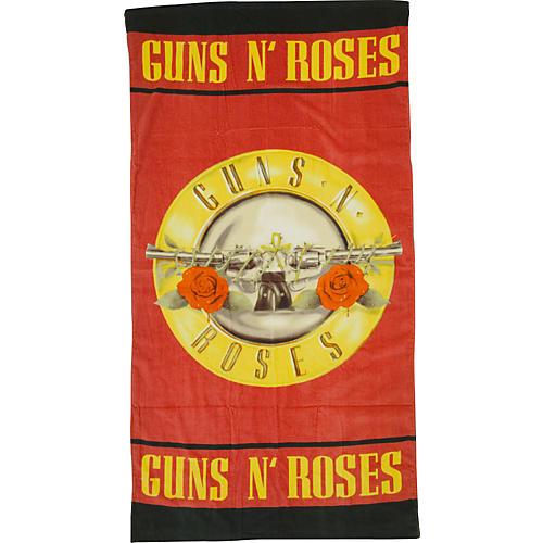 Gear One Guns N' Roses Beach Towel