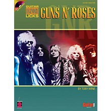 Hal Leonard Guns N' Roses Legendary Licks (Book/CD)