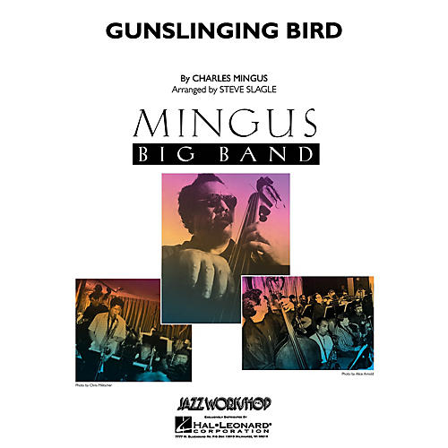 Hal Leonard Gunslinging Bird Jazz Band Level 5 Arranged by Steve Slagle