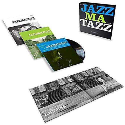Alliance Guru - Jazzmatazz, Vol. 1