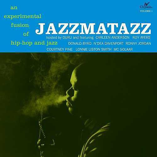 Alliance Guru - Jazzmatazz Volume 1