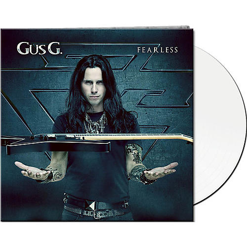 Alliance Gus G. - Fearless (White Vinyl)