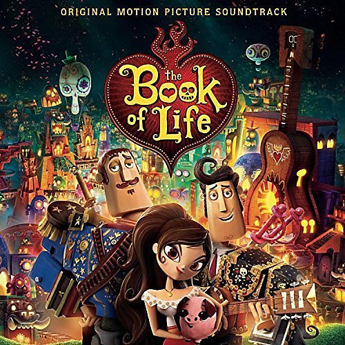 Alliance Gustavo Santaolalla - The Book Of Life (Music From The Motion Picture)