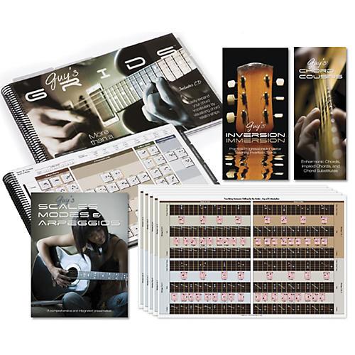 Guy's Publishing Guy's Grids: Complete Set
