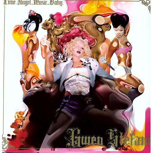 Alliance Gwen Stefani - Love, Angel, Music, Baby