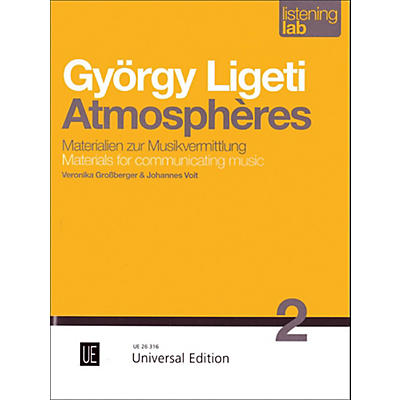 Carl Fischer Gyorgy Ligeti: Atmospheres Study