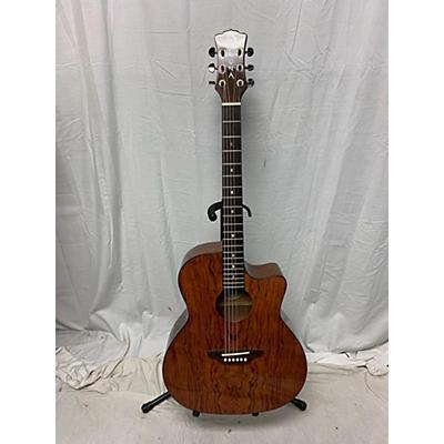Luna Guitars Gyp-bubinga Acoustic Guitar