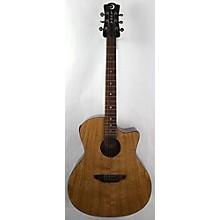 Luna Guitars Gypsy Ash Acoustic Electric Guitar