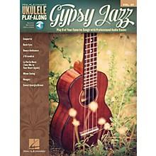 Hal Leonard Gypsy Jazz (Ukulele Play-Along Volume 39) Ukulele Play-Along Series Softcover Audio Online