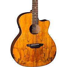 Open BoxLuna Guitars Gypsy Spalt Grand Auditorium Acoustic-Electric Guitar