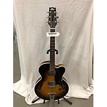 The Heritage H 516 05 B Hollow Body Electric Guitar