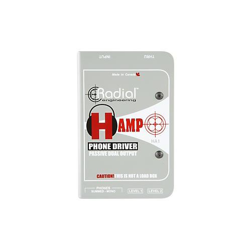 Radial Engineering H-Amp Headphone Driver