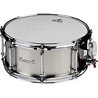 Dunnett Classic Stainless Steel Snare Drum #4 6.5X14