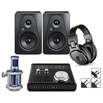 Sterling Audio H224 Complete Recording Bundle