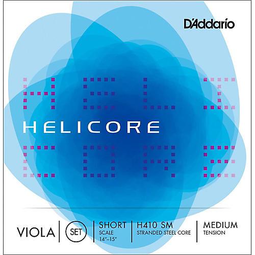 D'Addario H410 Helicore Viola String Set 14