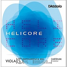 H414 Helicore Long Scale Viola C String 15+ Medium Scale