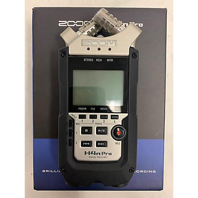 Zoom H4N Pro MultiTrack Recorder