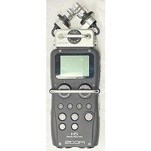 Zoom H5 HANDYRECORDER MultiTrack Recorder
