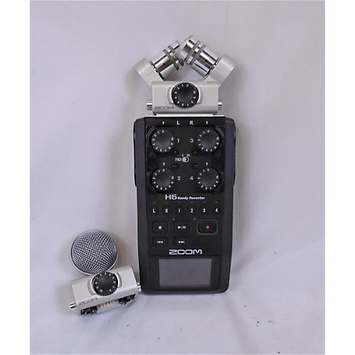 H6 MultiTrack Recorder