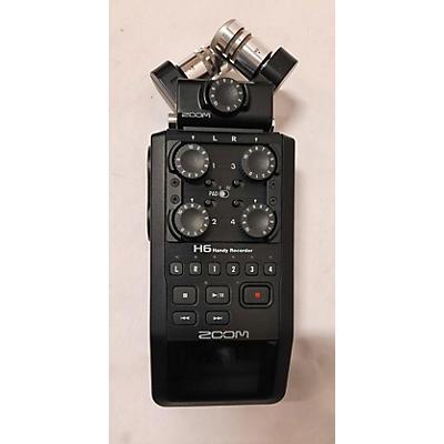 Zoom H6 MultiTrack Recorder